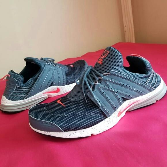 pretty nice 1f4f9 f6ce7 Men s Nike Lunar Presto Grey Orange Size 11